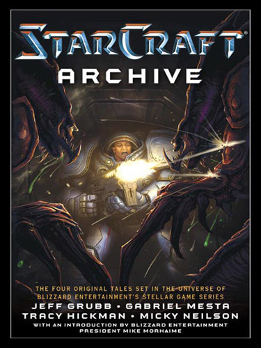 Starcraft: Archive Cover