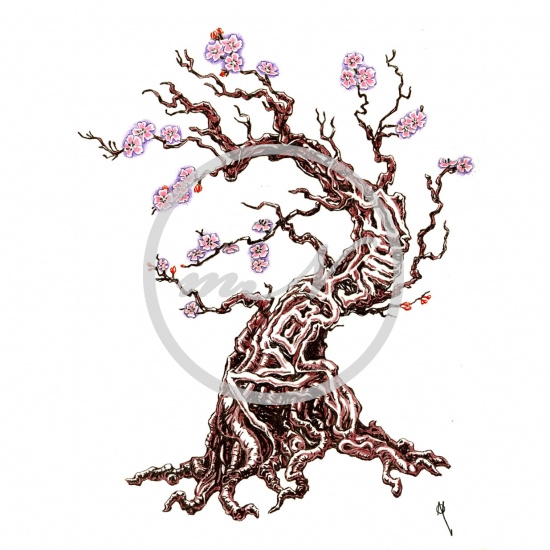 Artwork: Tree Tat