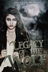 Legacy of the Wolf Cover