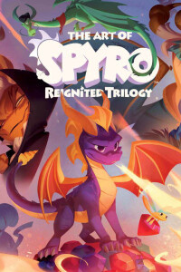 The Art of Spyro Cover